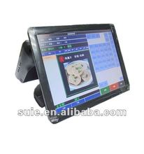 All in one pos touch screen cash register POS Terminal China