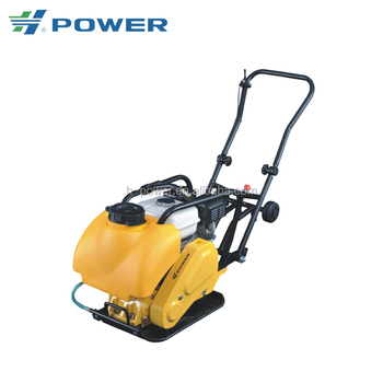 70Kg petrol forward vibrating compact plate compactors HP-C60TH