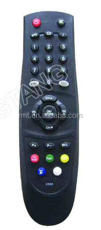 TV DVB SAT STB UNIVERSAL ECHOSTAR-2200 remote control for middle east market