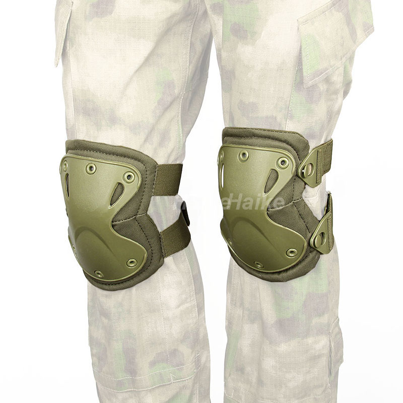 military kneepads tactical X shape knee & elbow pads set for <strong>protecting</strong>