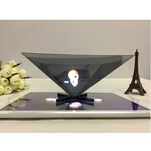 professional holographic mini portable matt projector screen holographic display