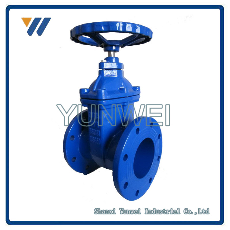 API6D Low Price Carbon Steel Water Industrial Gate Valve With 8 Inch