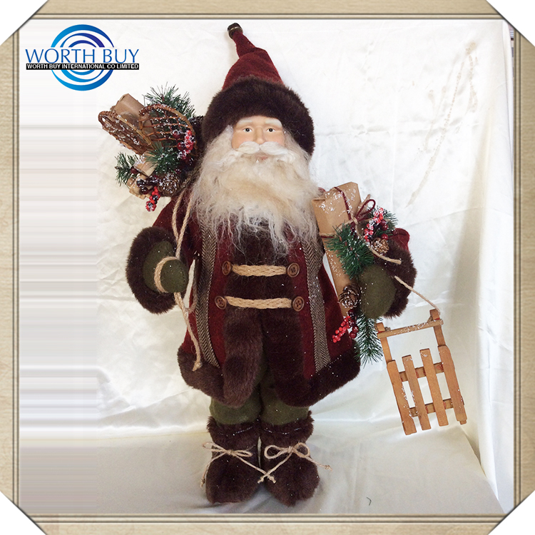 Trustworthy China Supplier ODM Santa Claus One Dollar Christmas Gifts