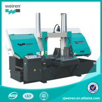 GZ4250 CNC Horizontal Metal cutting band saw machine