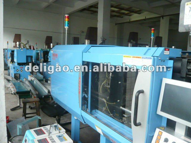 800 Ton Used NESSEI moulding Plastic Injection Machine