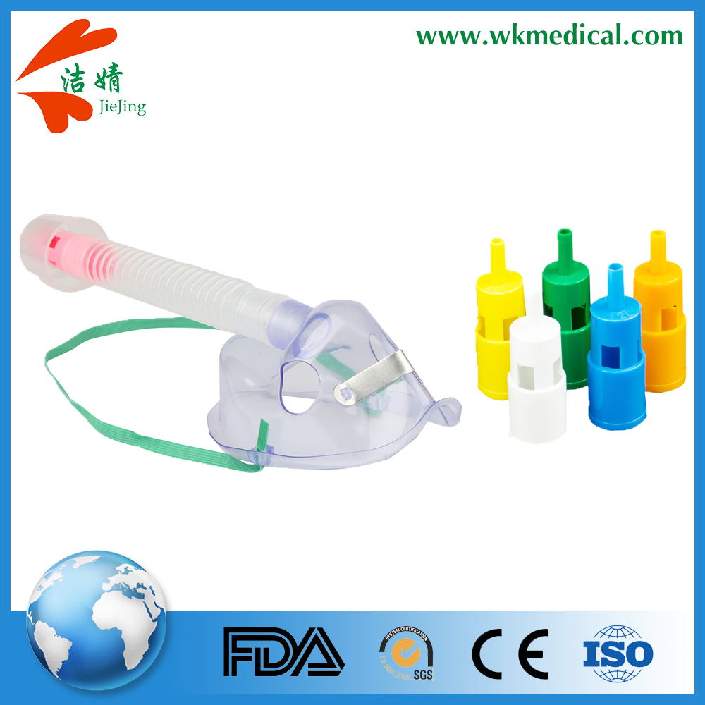 Medical Oxygen Delivery Air-Entrainment Mask