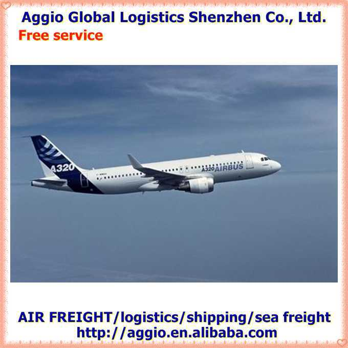 aggio free sample logistics shipping cost from china to melbourne