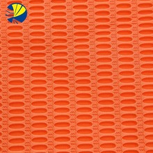 Factory supplier Broad Width 3D Air Motorcycle Space Bed Mesh Mattress Fabric