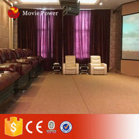 Simulator 5D 7D 7d projector home cinema