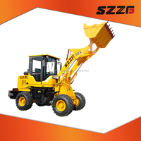 ZL-922 tyre 16/19-16 2.2 ton earth moving machinery mini wheel loader