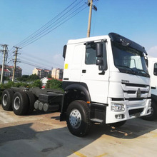 NEW HEAVY TRUCK 6*4 China Sinotruk made 6x4 used howo tractor truck for sale