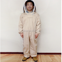 Chines Supplier Whole Body Beekeeping Protective Vented Bee Suit