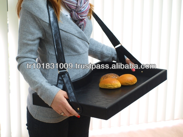 Hanging wooden Tray