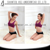 Ladies fashionable secret seamless push up padded bra wholesale girls hot sexy yoga sports girl tube sexy bra stylish sexy bra