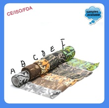 Leopard Camo Grip Tape Colored Printing Bandage(CE FDA Approved Manufacture)