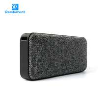 Waterproof ipx7 Wireless Stereo Bike Bluetooth Speaker Hands-free Call Rechargeable Battery RS600