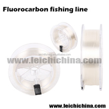 100% fluorocarbon polymer fly fishing fluorocarbon fishing line