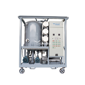 YUNENG 9000L/H Double Stage Vacuum Transformer Oil Purifier