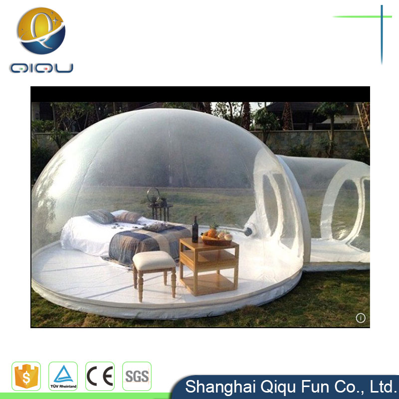 Outdoor Cheap Party Air price inflatable tent air dome for sale