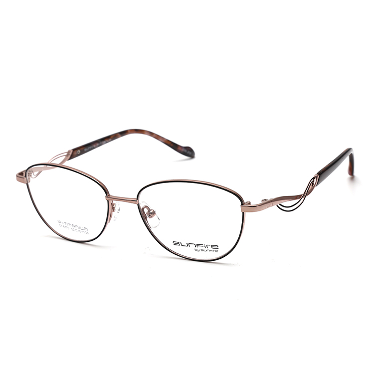 Ready stock best quality frame designers women glasses titanium made in <strong>China</strong>