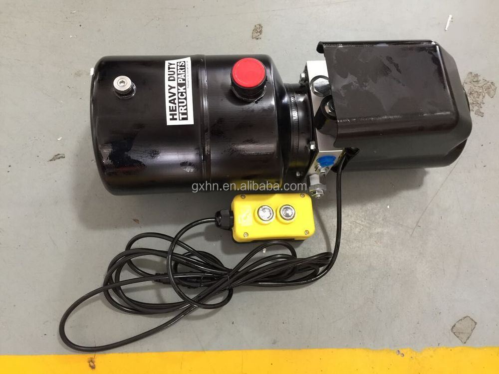 professional hydraulic power unitpack manufacturer in Chinapowered by DC&AC 220V/380V/415V electric or fuel