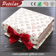 fair and lovely price packaging paper magnet box for jewelry