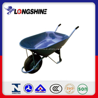 13*3 Rubber Solid South Africa Wheel Barrow WB7403
