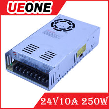 Factory pirce led switching power s-250-24