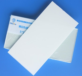 Pharmaceutical Use TLC Silica Gel analysis Plate Acrylic Paints Medical Chemical