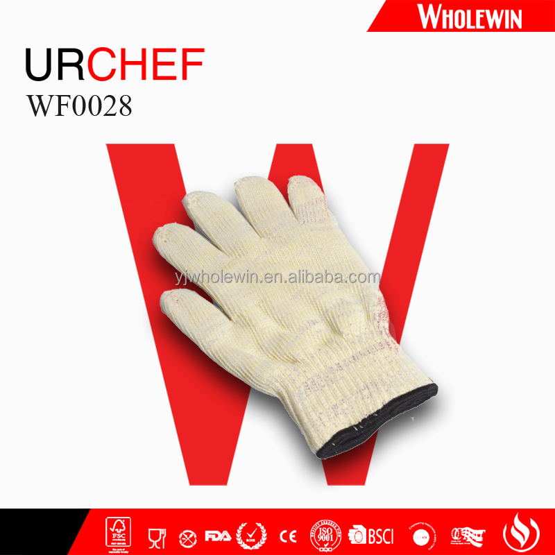 New Design High Quality Cotton BBQ mitt , Oven Glove