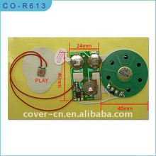 Electronic components Sound Module with sensor /sliding switch
