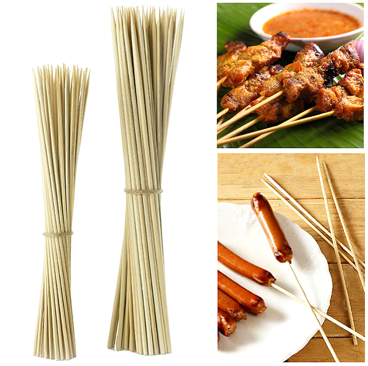 BBQ Tool/ Bamboo Skewers for Brochette