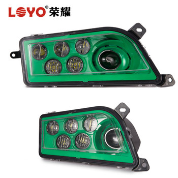 LOYO high quality new led headlight for ATV UTV Polaris RZR 1000 2014-2017