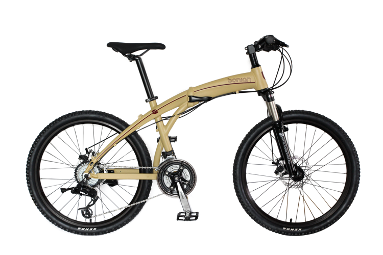 "2015 Wholesales New Design Factory Directly Supply Women 24"" Folding Mountain Bike In Bicycle"
