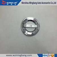 Chrome Gas Tank Cap Cover For Toyota RAV4 2016 Auto Parts Accessories