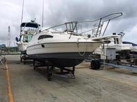 6.93m used boat open sport speed cruiser
