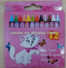 artist professional drawing wax crayons 986