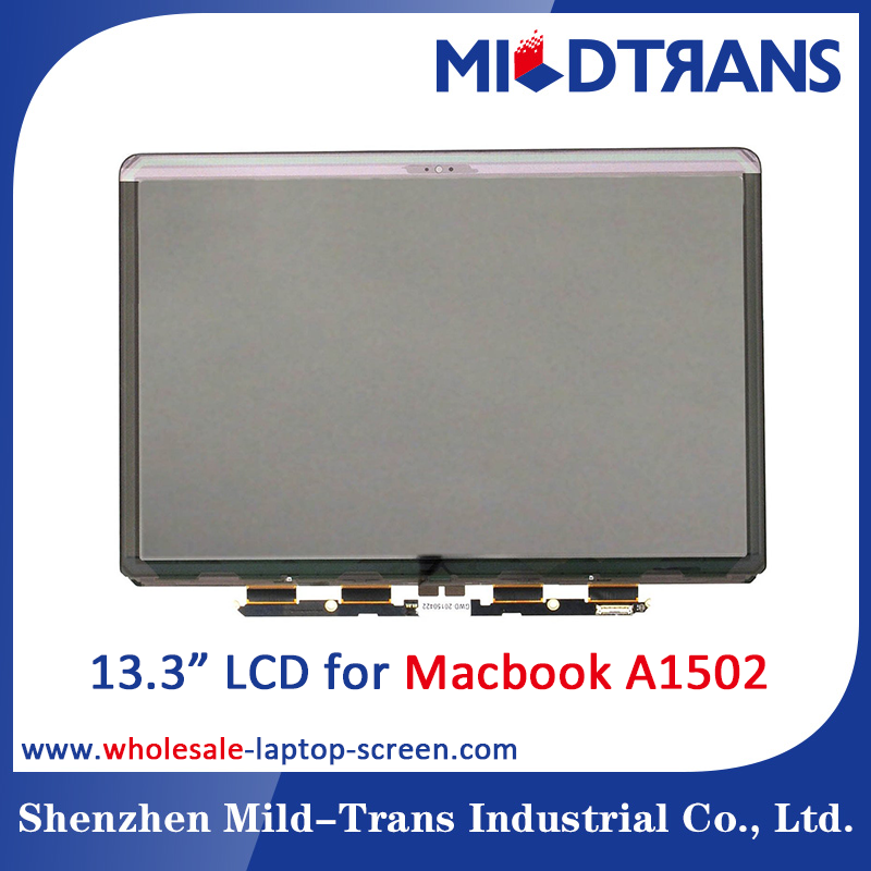 New original high quality laptop lcd screen for Macbook A1502
