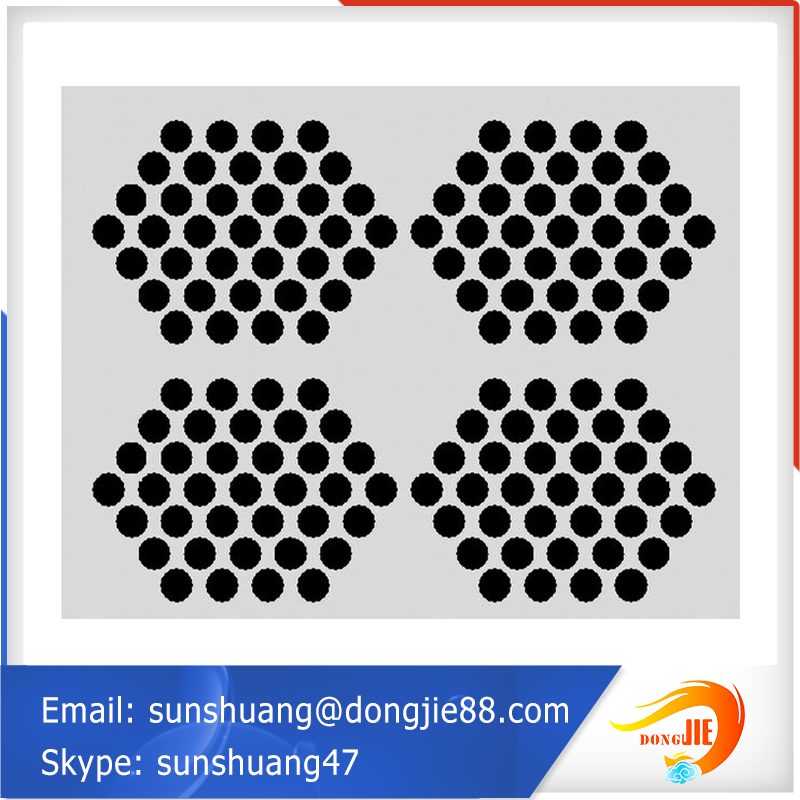 2016 factory supply perforated sheet metal/punching hole meshes(Guangzhou Factory)