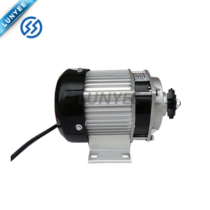 electric tricycle application 36v 350w Permanent Magnet DC Brushless Motor