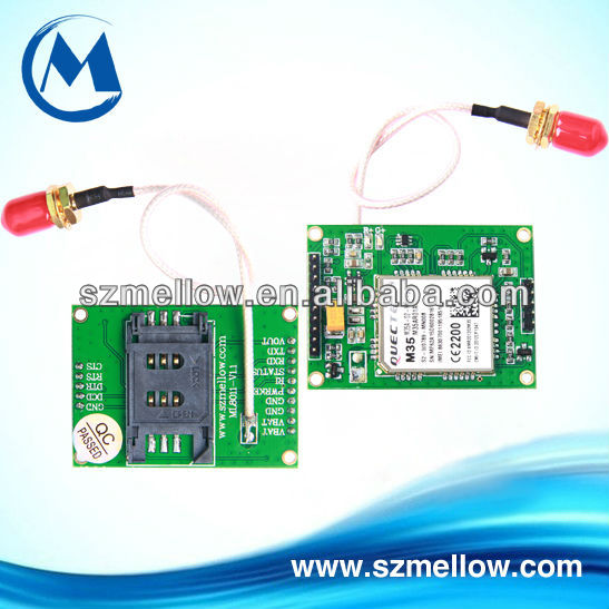 smallest gps gsm module