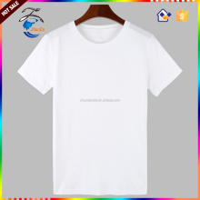 Wholesale custom plain white t shirt hot-selling bleow 1 dollar election t shirts cheap bulk blank promotional tshirts