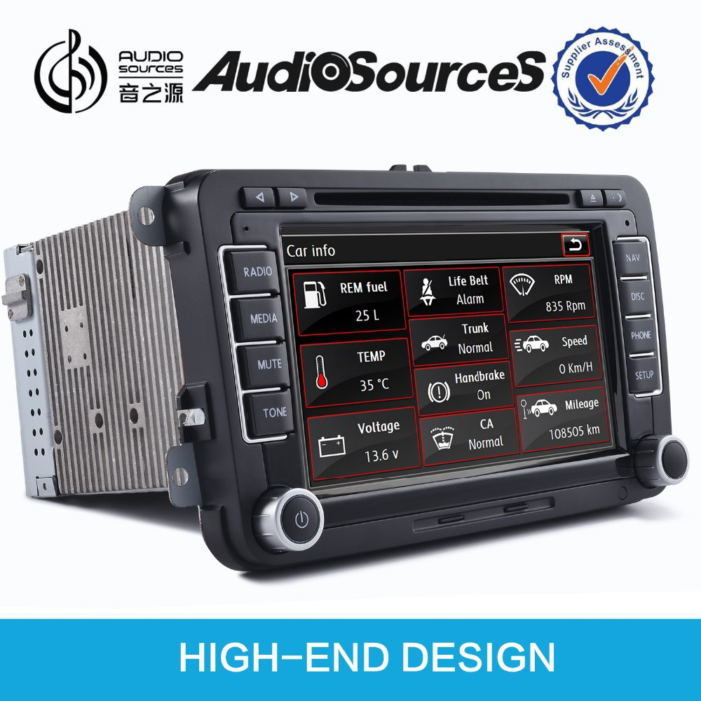 car audio gps dvd for volkswagen GOLF5 car stereo with bluetooth phonebook SD USB CD player HD 1080P