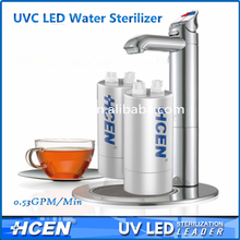 Water Purification System UVC LED Sterilizer Water Treatment Machine