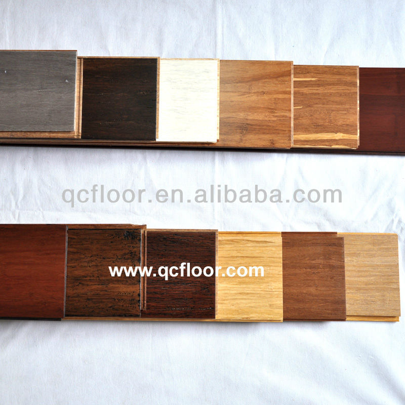 indoor Click Waterproof Bamboo Flooring Price