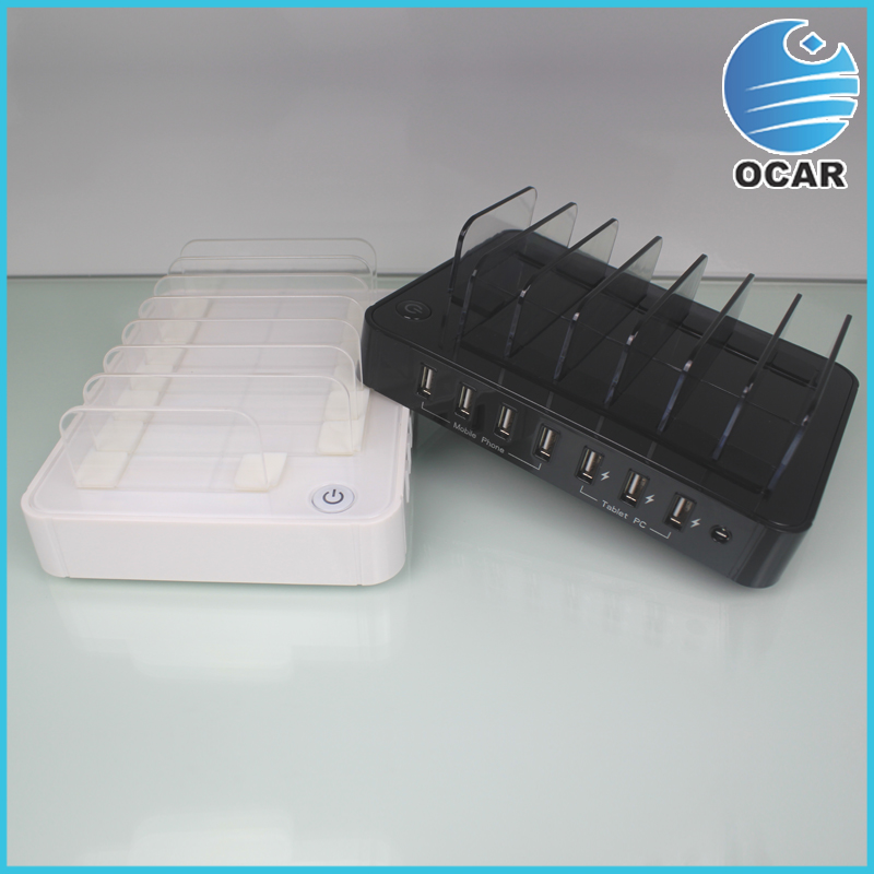 oem& odm volume - produce 7 port micro usb charging line