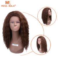 New Style Beauty synthetic cheap long lace front wig