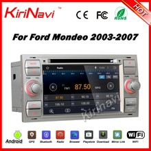 "Kirinavi WC-FU7016 android 5.1 7"" 1024x600HD 4 core car navigation gps for ford mondeo 2003-2007 android car dvd radio player"