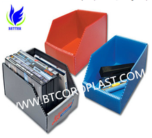Wholesale for PP material corrugated plastic archive box