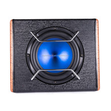 KY-1002 Car Speaker 600RMS Car Powered Enclosed Subwoofer